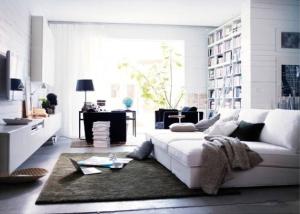 Ikea, o alegere de mobila foarte inspirata