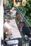 balcon suedez cu iarba neagra