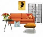 OB-Spring inspiration for living room