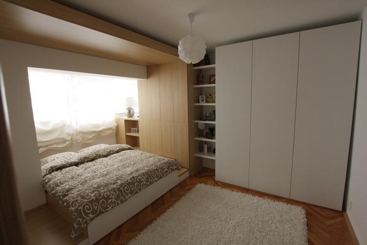 Apartamentmicrecompartimentaredormitor Design
