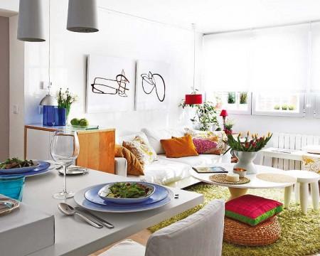 apartament1camera open plan2