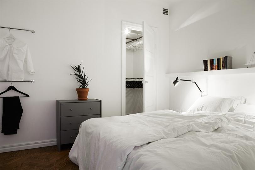 apartament scandinav_dormitor