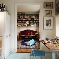 Mix de vechi si nou intr-un apartament de o camera / Mix of old and new in a 1 room apartment